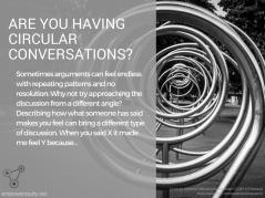 Circular conversations?