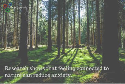 Nature and feelings of anxiety