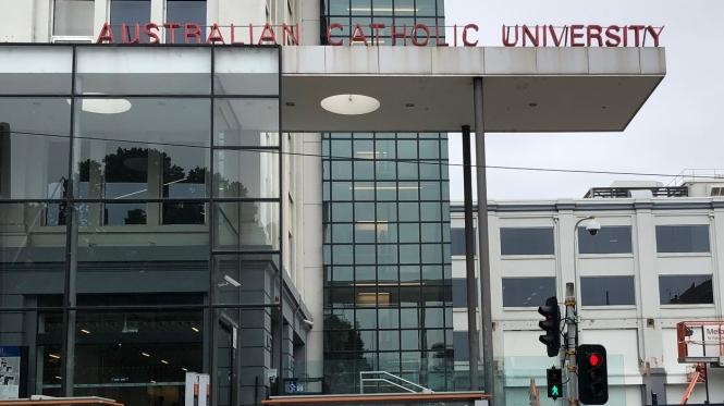 Australian Catholic University Melbourne